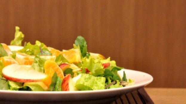 Salada Verde Refrescante