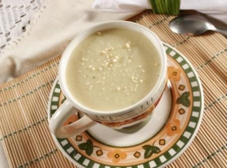 Sopa Creme de Queijo Light | Josefa Gomes
