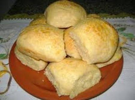 Pão de Mandioquinha Mineiro