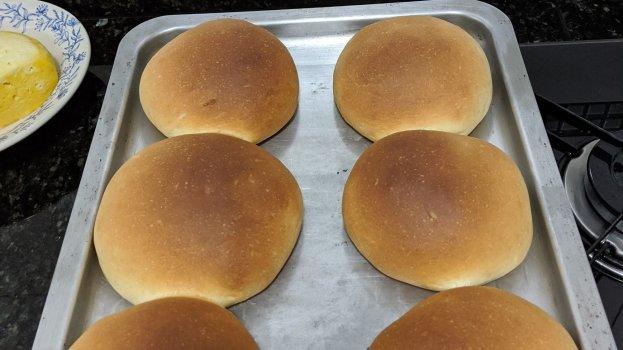 Pão Salgado Bem Fofinho