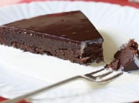 Bolo Baiano (de chocolate sem farinha)