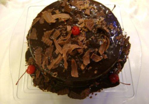 Bolo Tentação de Chocolate