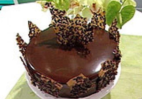 Bolo Chiffon de Chocolate(Alvaro Rodrigues)