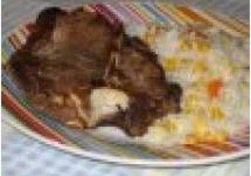 Refogado de Carne