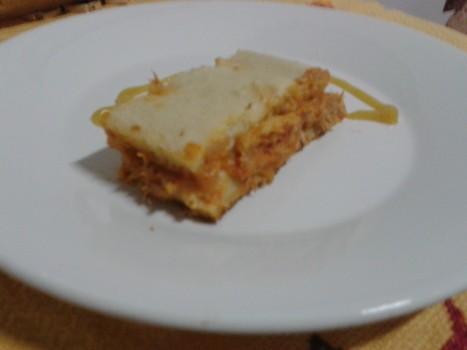 Torta de Atum Defumado com Provolone | Luiz Carlos Rodrigues