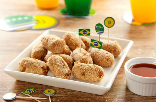 Croquete do Brasil