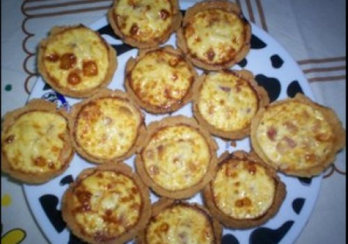 Mini-quiches