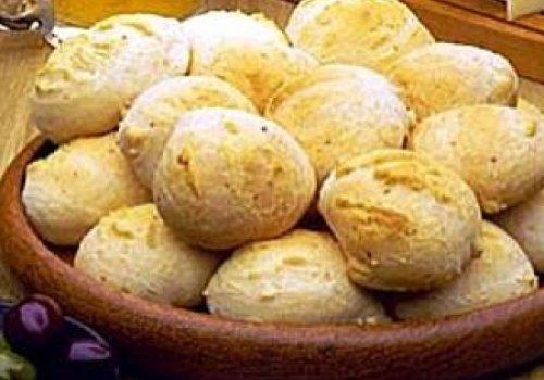 Pãezinhos de queijo