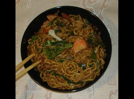 Yakisoba Simples