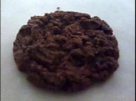 Cookie de chocolate da Rayssa