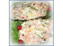Salada no abacaxi   Luiz Lapetina