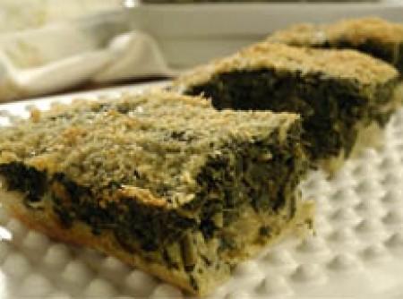 Torta prática de espinafre | Leandro Magnago