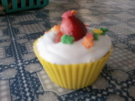 Cupcake de Brigadeiro | Andressa Eloiza