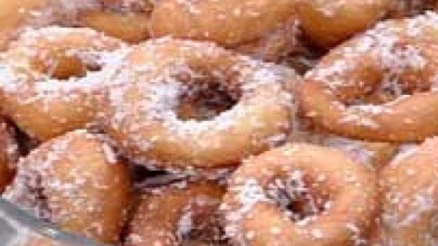 Rosquinhas de Leite Condensado Fritas