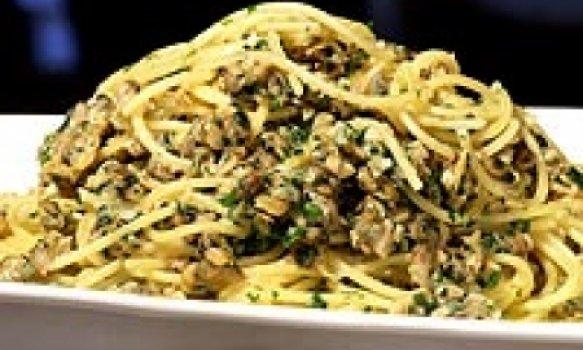 Spaghetti alle vôngole