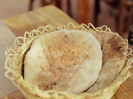 Pão Árabe | Cristiane