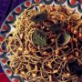 Espaguete ao Molho de Ervas