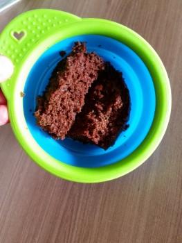 Bolo de Beterraba com Chocolate
