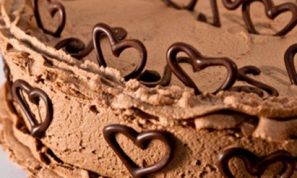 Arabescos de chocolateArabescos de chocolate