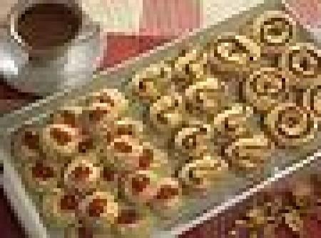 Biscoitinhos derretidos
