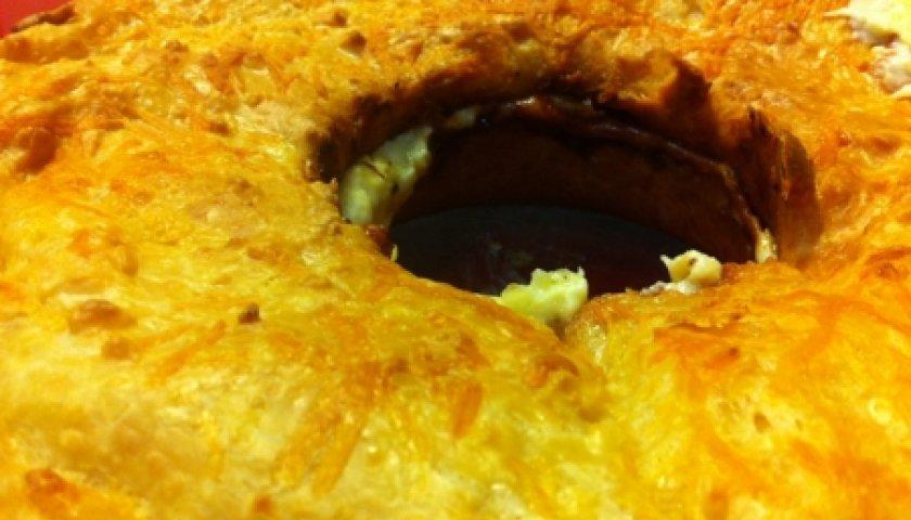 Torta Pão de Queijo