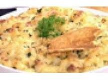 Mac e Cheese - Macarrão com Queijo