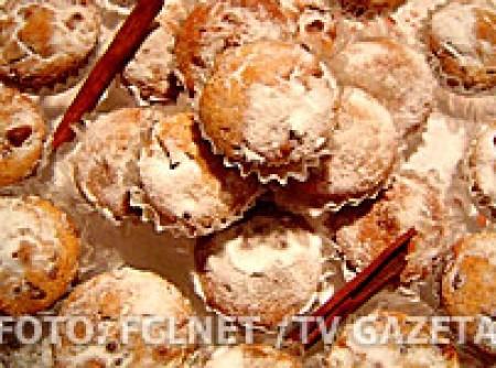 Muffins de Canela e Iogurte 13-08-0