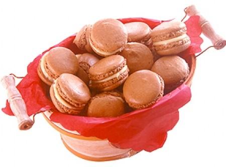 Macarons - pronuncia-se macarron