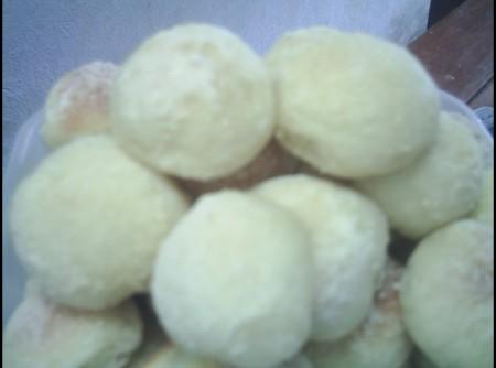 Pãozinho de Queijo Delícia | jurema ribeiro