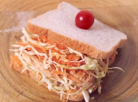 Sanduíche de Filé Grelhado de Frango