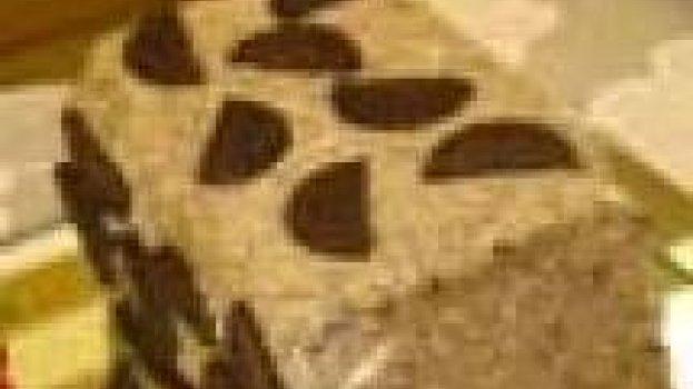 Gelado de Biscoito
