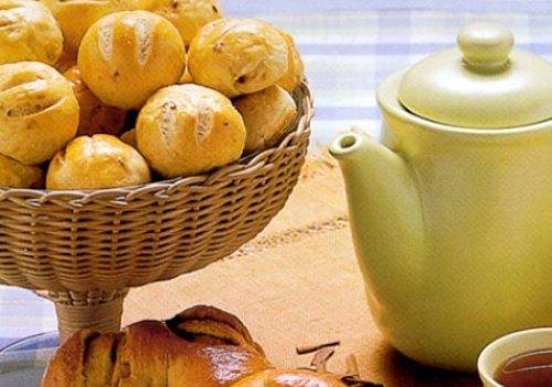 Sessão pães- Pão de Batata