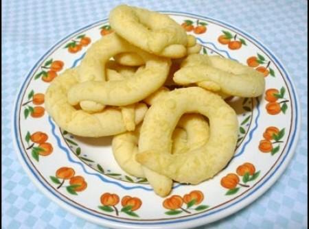 Biscoitos de Queijo da Dona Maria