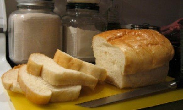 Sessão Pães -Pão de Forma