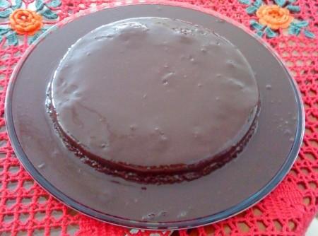 Bolo de Chocolate da Thytta