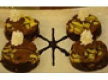 Brownie de Chocolate e Queijo   Luiz Lapetina