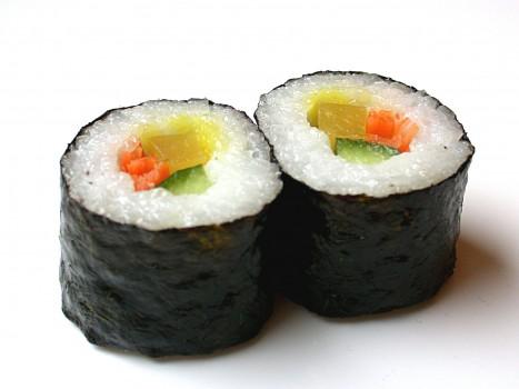 Sushimaki Rápido e Fácil