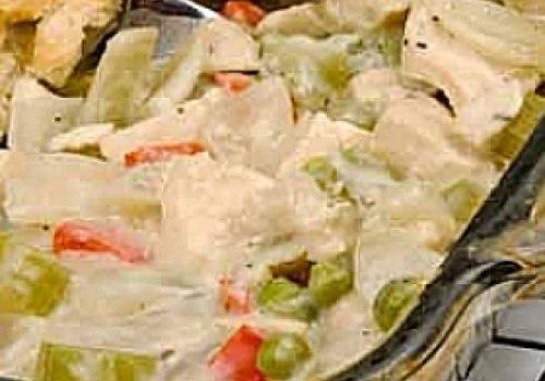 Torta de salpicão