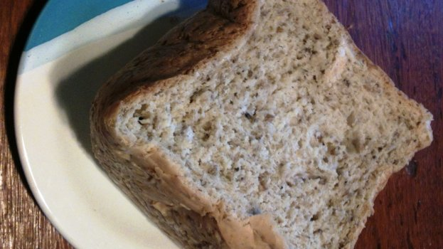 Pão de Malte (tipo Alemão)
