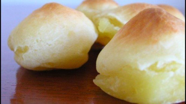 Pão de Queijo de Polvilho Doce