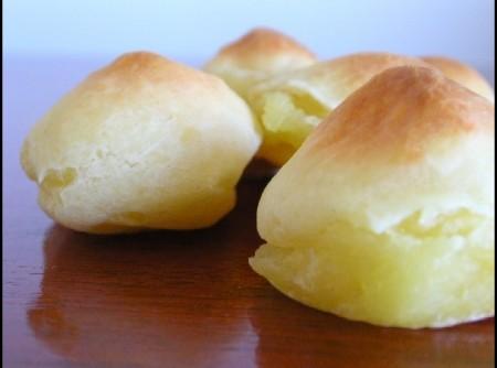 Sessão Pães- Pão de Queijo (de polvilho doce)