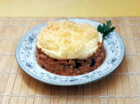 Torta de Atum no Microondas | CyberCook
