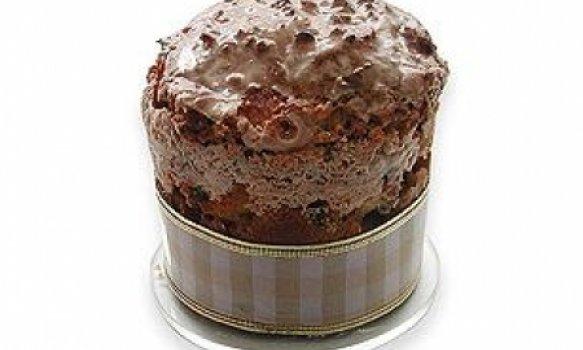 Panettone Delicioso com gotas de chcocolate