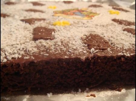 Quadrados de Chocolate | Daisy Fuentes