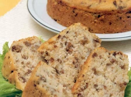 Torta com Carne Moída