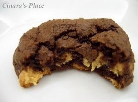 Cookies de chocolate com manteiga amendoim | ricardo ikarimoto