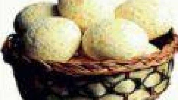 Pão de queijo da prima rosiane