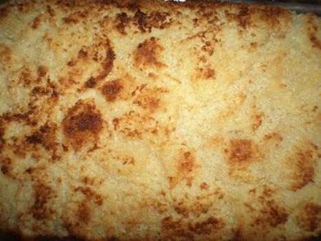 Torta Doce de Pão