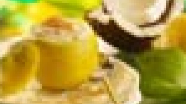 Sobremesa no Limão Siciliano