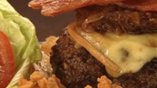 Super Hambúrguer do Chuck